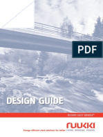 Bridge Design Guide