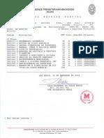 CERTIFICADO Mackenzie Pós-graduação Banking