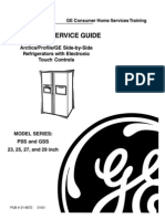 Ge - Gss25lgmb Ww Frezzer_ Service and Diagnostic Manual