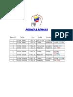 Calendario Oficial Round Robin 2013-2014 PDF