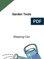 Garden Tools Std 2 EVS