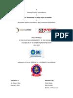 Worker Absenteeism - LNJ Bhilwara Group - Mayur Suitings - Kharigram, Rajasthan