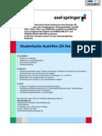 1195 Axel Springer - Shk