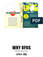 John Keel Why Ufos