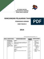 (155363327) RPT Pendidikan Jasmani Tahun 4