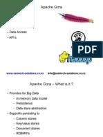 An introduction to Apache Gora