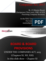 40 58857 Companies Act 2013 Chapter Xi