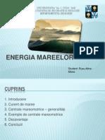 Energia Mareelor (Rusu Alina Maria)