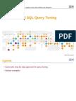 Db2 SQL Tuning
