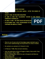 Rizal  lecture