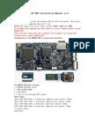 MATRIX ODE Installation Manual v1.0