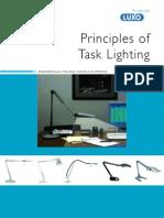 Luxo Principles of Task Lighting