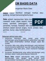 Basis Data 1