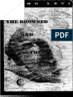 Primo Levi - The Drowned and the Saved