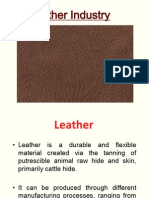 Leather Industry Sep 17 2013