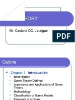 Gamethe Lecture 12