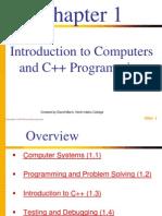 C++ 1 of 6