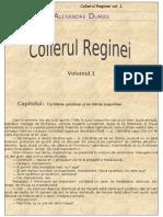 Alexandre Dumas - Colierul Reginei Vol.1