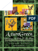 Azuregreen Catalog 2013