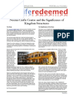 All of life redeemed newsletter Volume 3 (2013)