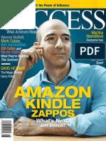 Success Magazine Aug 2011