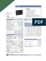 HF43F datasheet