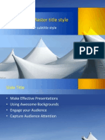 PPT Template