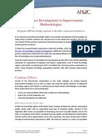 K03672 Link PD and Improvement Methdologies