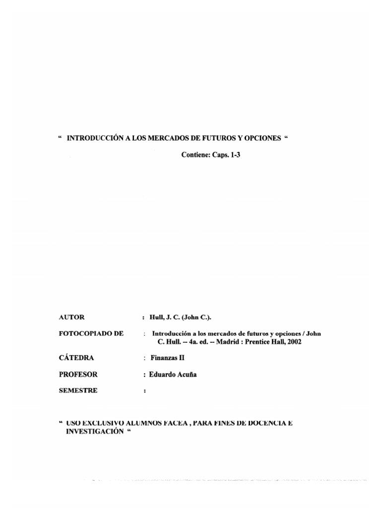 Derivados y futuros pdf merge