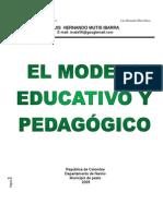 Modelo Educativo y Pedagogico