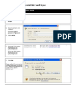 User guide - how to install Lync.pdf
