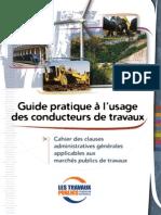 Guide Conducteurs