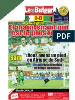 LE BUTEUR PDF du 07/09/2009