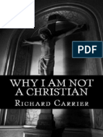 I Am Not a Christian