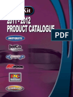 Pro-Kit 2011 - 2012 Product Catalogue