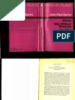 Sartre Jean Paul Altona Men Without Shadows the Flies