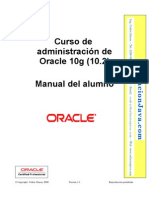 Curso de Oracle 10g Administracion nivel basico