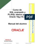 Curso de Oracle PL-SQL