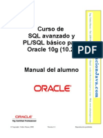 Curso de Oracle PL-SQL