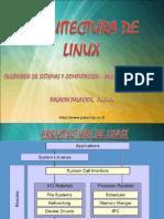 Arquitectura Linux