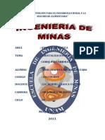 Sulfato de Cobre -Informe