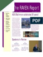 ASIS Newsletter September 2009