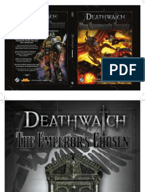Deathwatch the Emperors Chosen   Armed Conflict   Violence