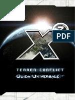 Guide X3 Terran Conflict