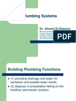 4 Plumbing Systems