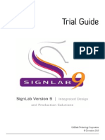 SignLab9 TrialGuide Online
