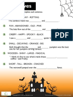 Halloween Adjectives 4