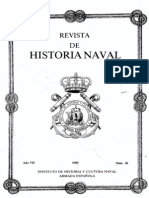 Revista de Historia Naval Nº26. Año 1989