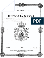 Revista de Historia Naval Nº28. Año 1990