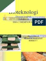 Bioteknologi Ismail 101016173339 Phpapp01